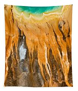 Grand Prismatic Detail Tapestry