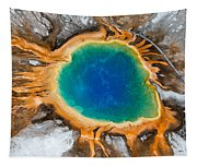 Grand Prismatic Spring Tapestry