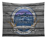 Grand Teton Brewing Tapestry
