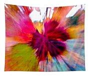Grape Vine Burst Tapestry