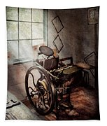 Graphic Artist - The Humble Printing Press Tapestry