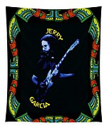 Grateful For Jerry  Tapestry