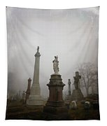 Graveyard Morning Tapestry