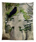 Graveyard Occupant Tapestry
