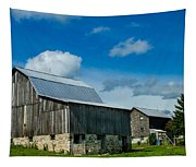 Gray Barn Tapestry