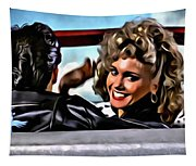 Grease Tapestry