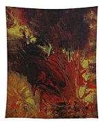 Great Ball Of Fire Tapestry