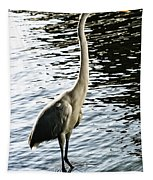 Great Egret No. 2 Tapestry