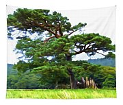 Great Pine Tapestry