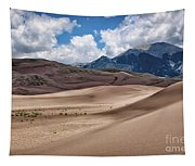 Great Sand Dunes #6 Tapestry