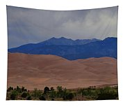 Great Sand Dunes National Park In Colorado Tapestry