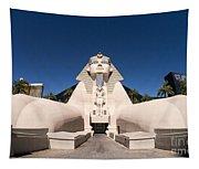 Great Sphinx Of Giza Luxor Resort Las Vegas Tapestry