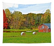 Green Acres Tapestry