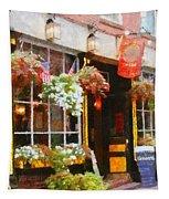 Green Dragon Tavern Tapestry