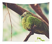 Green Pigeon Tapestry