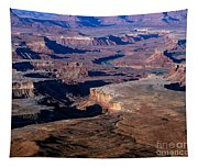 Green River Overlook Tapestry