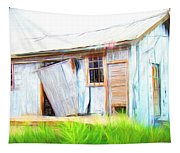 Green River Shack Tapestry