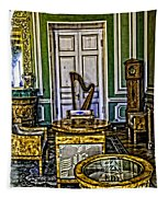 Green Room - Russia Tapestry