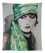 Greta Garbo Tapestry