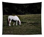 Grey In The Pasture Tapestry