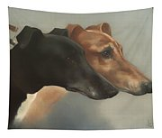 Greyhounds  Tapestry