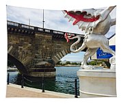 Griffin Charms The London Bridge Tapestry