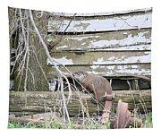 Ground Hog Day Tapestry