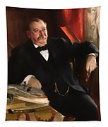 Grover Cleveland Tapestry