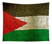 Grunge Jordan Flag Tapestry