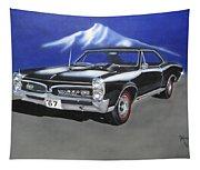 Gto 1967 Tapestry