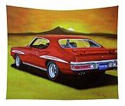 Gto 1971 Tapestry