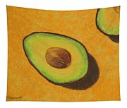 Guacamole Time Tapestry