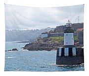 Guernsey Lighthouse Tapestry