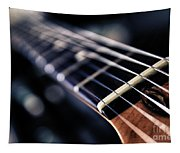 Guitar Strings Tapestry