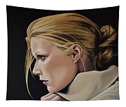 Gwyneth Paltrow Painting Tapestry