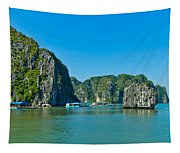Ha Long Bay  Tapestry
