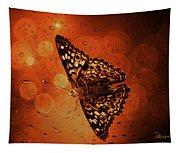 Hackberry Emperor - Asterocampa Celtis Tapestry
