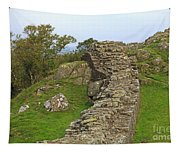 Hadrian's Wall Near Walltown Quarry Tapestry