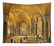 Haghia Sophia, Plate 12 The Meme Tapestry