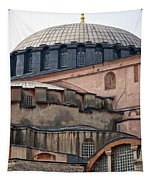 Hagia Sofia Close Up Tapestry