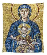 Hagia Sofia Mosaic 05 Tapestry