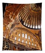 Hagia Sophia Dome 03 Tapestry