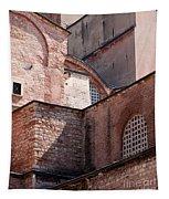 Hagia Sophia Walls 02 Tapestry