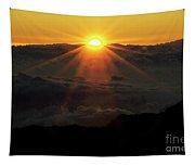Haleakala Sunrise Tapestry