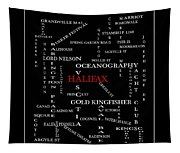 Halifax Nova Scotia Crosswords Red Tapestry