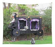 Halloween Carriage Tapestry