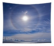 Halo Over  The Sea Tapestry