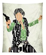 Han Solo From Star Wars Tapestry
