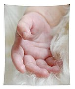 Hand Of An Angel Tapestry