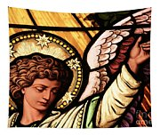 Hand Of The Angel Tapestry